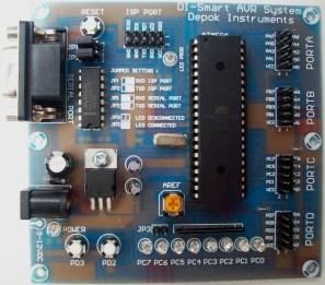 Sistem Minimum AVR